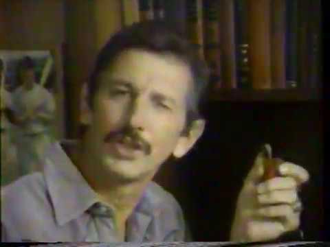 Captain Black Tobacco - Billy Martin (1984)