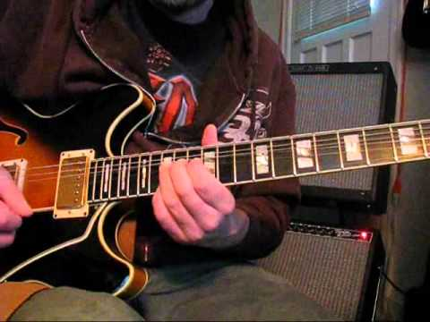 Ted Nugent Stranglehold guitar lesson Part 1 (first two solos ...