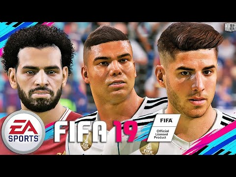 Download Fifa 14 Mod Fifa 19 Mobile Offline New Update Faces Hair Kits & Transfer 2019 Best Graphics