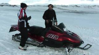 7. Arctic Cat M18 PSI Test run