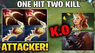 Video Attacker! 2x Rapier Kunkka One Hit Two Kill -- Crazy Armlet Usage MP3, 3GP, MP4, WEBM, AVI, FLV Juli 2018