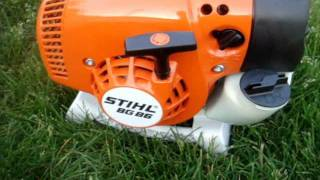 7. Reviewing the 2011 STIHL BG 86