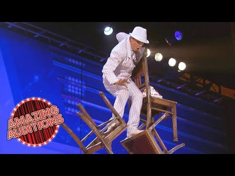 America's Got Talent 2017 - Most Dangerous Acts of the Year - Part 2 (видео)