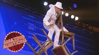 America's Got Talent 2017 - Most Dangerous Acts of the Year - Part 2