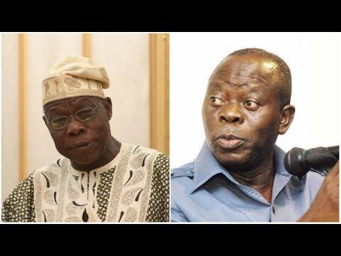Download OSHIOMHOLE: GOD WILL PUNISH OBASANJO FOR SUPPORTING ATIKU