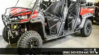 7. 2017 Can-Am Defender MAX XT HD10  - RideNow Powersports P...