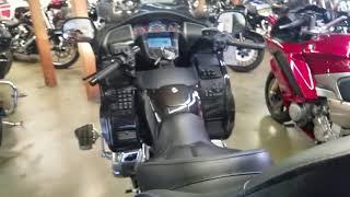 9. 2007 Honda Goldwing Gl1800 Airbag