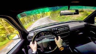 Download Lagu Volkswagen Golf G60 Rallye 16V 210HP - POV Drive Onboard ///Lets Drive/// Mp3