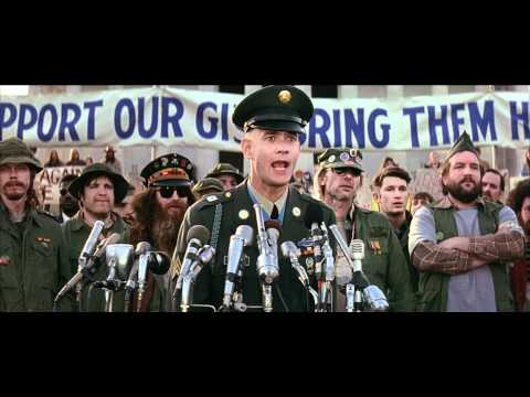 Gump - Stupid is as stupid does, says Forrest Gump (played by Tom Hanks in an Oscar-winning performance) as he discusses his relative level of intelligence with a s...
