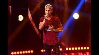 Julia Michaels - Issues. Vezi aici cum cântă Anton Joseph Banaghan, la X Factor!