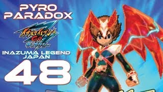 Inazuma Eleven Go 3 Galaxy Pyro Paradox Episode 48