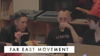 FAR EAST MOVEMENT x block.fm Takoyaki Party ♡♡♡ 「Interview」