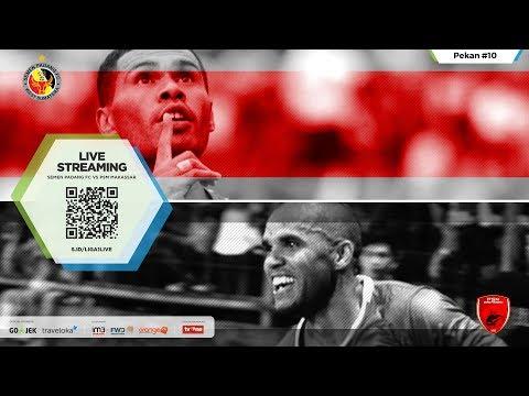 [Full Match] Semen Padang FC vs PSM Makassar 8 Juni 2017 Part 2