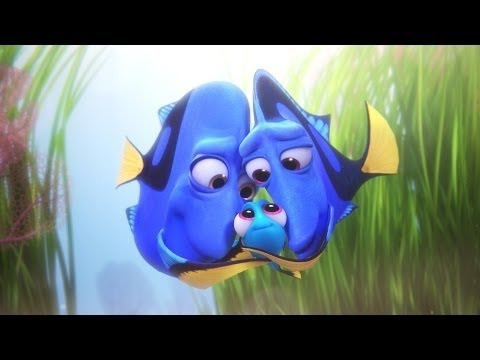 Finding Dory Best Scenes ALL MOVIE CLIPS & TRAILER - 2016 Pixar / Disney Animation - BABY DORY