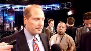 DraftExpress David Kahn Post-NBA Draft Lottery Reaction