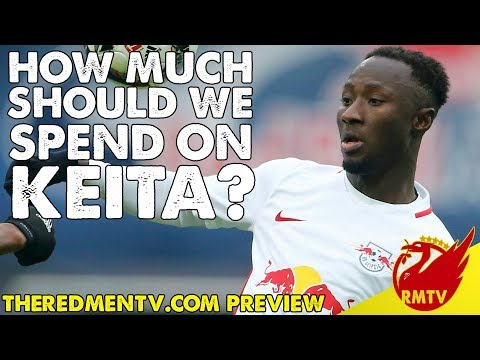 How Much Should We Spend On Naby Keita? (видео)