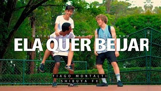 image of MC Kevinho e Matheus e Kauan - Deixa Ela Beijar I Coreógrafo Tiago Montalti