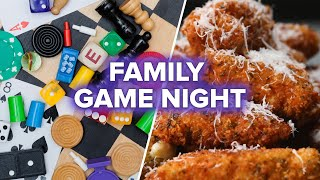 Family Game Night Recipes by Tasty