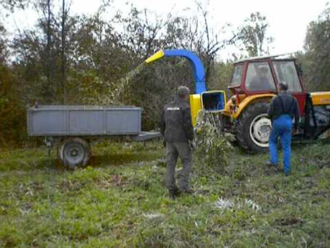 Rozdrabniacz do drewna, rozdrabniacz do gałęzi, rębak do gałęzi, producent- zmprecyzja.pl