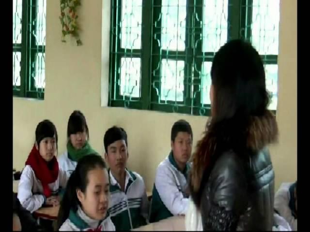 Dự thi tập thể ATGT-Trường THCS Mạo Khê 1,Quảng Ninh