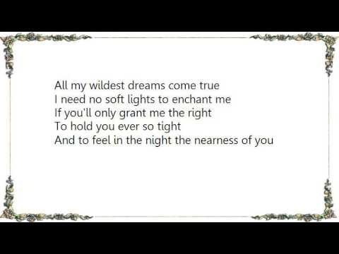 Kevin Van Sant - The Nearness of You Live Lyrics