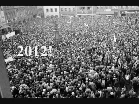 Revoluce - 2012 - Česká republika