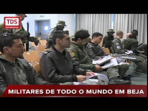 EXERCÍCIO NA BA11 REÚNE MILITARES DE TODO O MUNDO EM BEJA