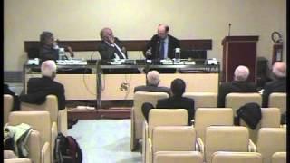 Convegno ex Parlamentari - Prof. Gustavo Piga