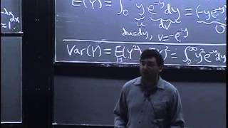 Lecture 16: Exponential Distribution | Statistics 110