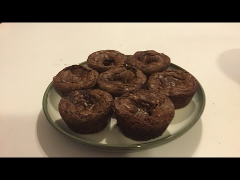 How To Make Delicious And Chewy Muffin Tin Brownies - DIY Food & Drinks Tutorial - Guidecentral