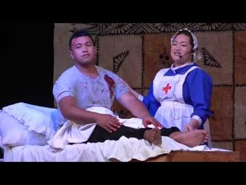 Miss Havelu Rugby Polonia Hoko / Miss Heilala Pageant Nursing Talent