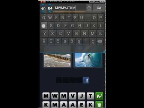 Video of Wordplay Helper (Cheats)