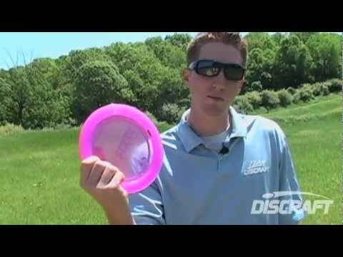 Discraft Disc Golf Clinic: Distance with Dion