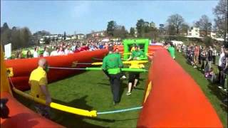 Human Table Football