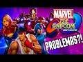 Marvel Vs Capcom Infinite Um Jogo Com Problemas E3 2017