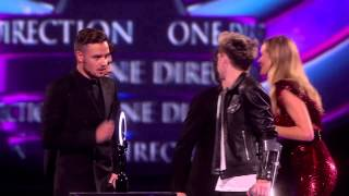 One Direction win BRITs Global Success Award | BRITs Acceptance Speeches