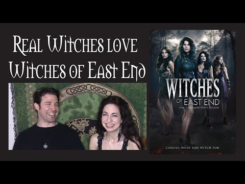 Witches Review Witches of East End