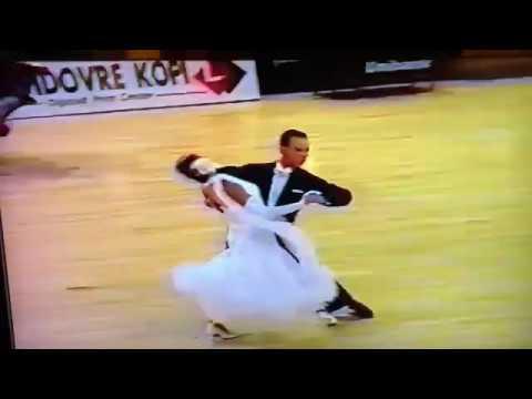 Super tango af Renè Christensen og Camilla Egstrand fra år 2000