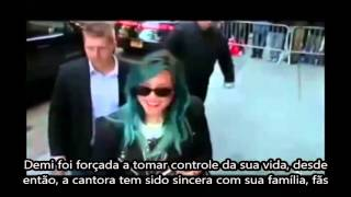 (LEGENDADO) Beyond The Candid especial Demi Lovato (parte 1)
