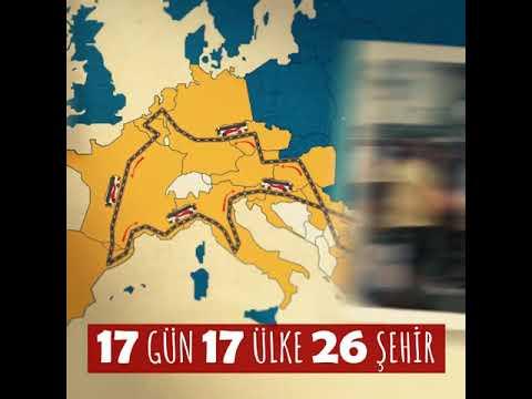 Haydi Avrupa'ya Otobüsle Avrupa Turları