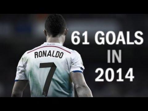 Cristiano Ronaldo ► All 61 Goals in 2014 | HD 1080