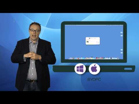 Moka5 Security Overview: 2 Golden Rules for BYOD/PC Security