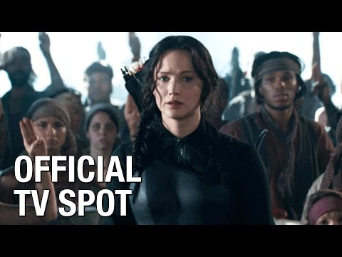 The Hunger Games: Mockingjay, Part 1 TV Spot 'Critics Rave'