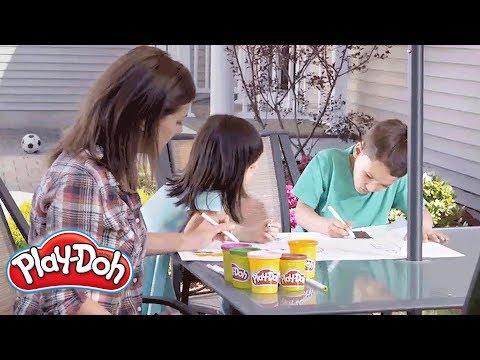 Play doh - Play-Doh Colombia  Esculpiendo Juntos