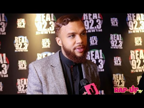 Jidenna Is Ready to Drop the 'Best Album in 2016'