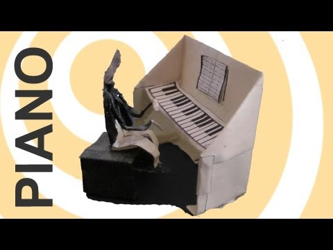 Furniture Tutorial - 033 -- Piano