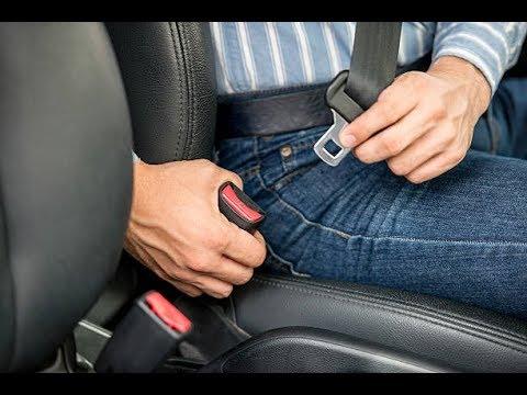 Hành khách không mặn mà với thắt dây an toàn trên xe ô tô @ vcloz.com