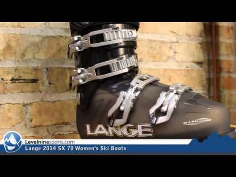 Chaussure de ski Occasion - LANGE SX 70 RTL 2016
