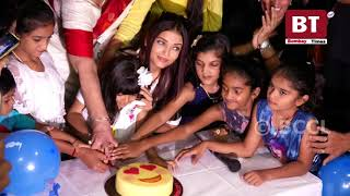 Aishwarya Rai Bachchan spotted at a charitable event