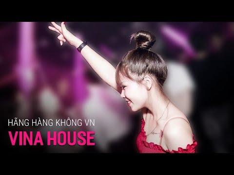NONSTOP Vinahouse 2019 | Hãng Hàng Không Quốc Gia Việt Nam - DJ Triệu Muzik | Nhạc Sàn Cực Mạnh 2019 - Thời lượng: 55:28.